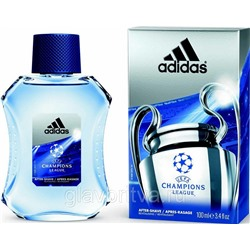 Лосьон после бритья Adidas UEFA Champions League Edition, 100 мл