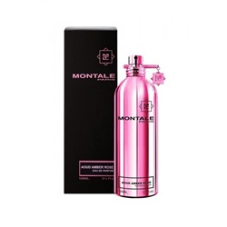 Montale Aoud Amber Rose, 100ml
