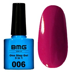 BMG - ONE STEP (однофазный) 7,5 ml. 006