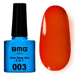 BMG - ONE STEP (однофазный) 7,5 ml. 003